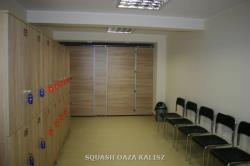 Click to view album: SQUASH OAZA - szatnia i WC